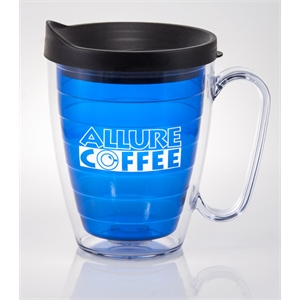 Next - Blue - 16 Oz. Acryline Mug With Handle