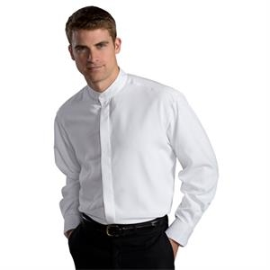 Batiste - S- X L - Men's Banded Collar Shirt