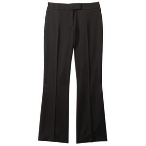 18w-20w - Women's Low-rise Boot Cut Pants