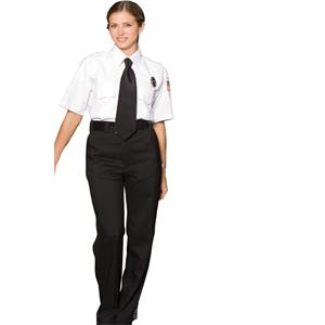 26w-28w - Women's Flat Front Security Pants