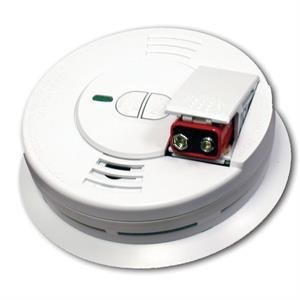 Hush (r) - Front Loading Battery Operated Smoke Alarm. Blank
