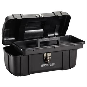 "Waterloo (r) - 14"" Tool Box With Tote. Blank"