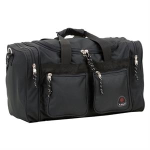 "Rockland (tm) - 28"" Multi-pocket Duffle. 3 Year Limited Warranty. Blank"