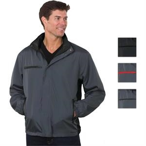 Glacier (r) - Graphite-red - 2 X L - 100% Polyester Jacket