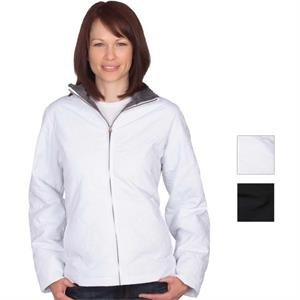 Catalina (tm) - White - 2 X L - Ladies' Jacket Made Of 100% Polyester