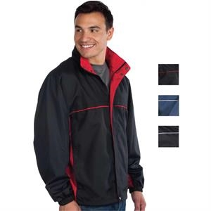 Express (r) Ii - Black-graphite - S -  X L - Jacket Made Of 3 Oz/ 100gsm 100% Polyester