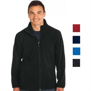 Hayden - Red - 2 X L - 6 Oz/200gsm 100% Polyester Jacket