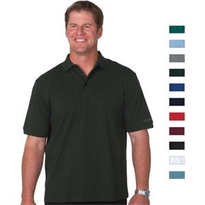 Reebok (r) Superior - Royal - 2 X L - 5.5 Oz/ 185gsm 60% Cotton/40% Polyester Blended Pique Polo