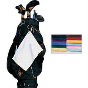 Signature (r) - Black - Turkish Golf Towel. Opportunity Buy