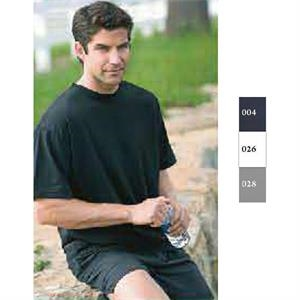 Reebok (r) - Navy - Polyester/spandex Jersey Moisture-wicking Performance Tee. Opportunity Buy