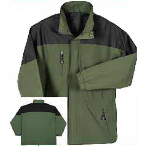 Monarch - Dark Sage - Wind And Water Resistant Jacket. Opportunity Buy