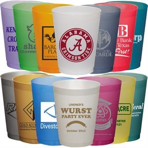 16 Oz Frosted And Flexible Stadium Cup