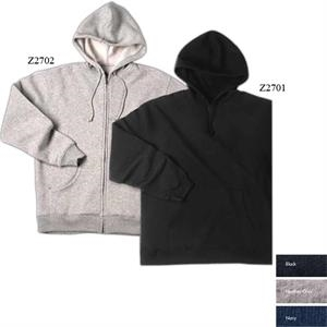 Kenai - 2 X L - Hooded Fleece Pullover Sweatshirt