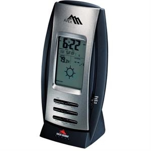 High Sierra (r) Tahoe - Indoor/outdoor Weather Station With Calendar, Temperature Display And Alarm Clock