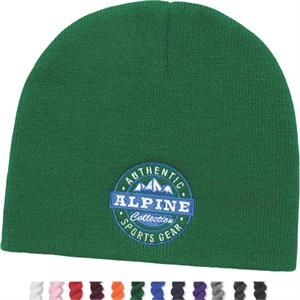 Usa Knit Series - Silkscreen - Pro Rib Knit Cap Without Cuff