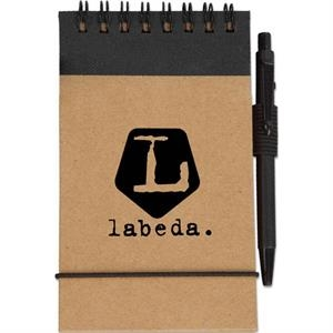 Targetline - Eco Pocket Jotter With Micropen