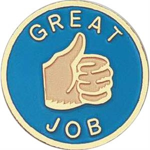 Thumbs Up - Stock Pins