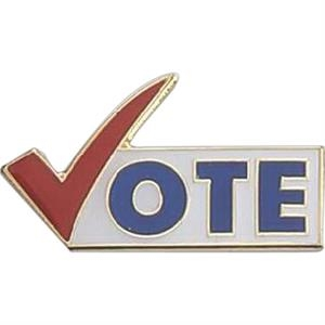 Vote - Stock Pins