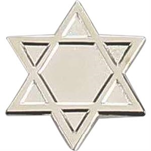 Star Of David - Stock Pins