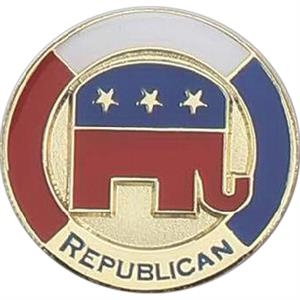 Republican - Stock Pins