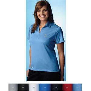 Vansport (tm) -  X S -  X L - Women's Performance Polo Shirt Made Of 100% Polyester