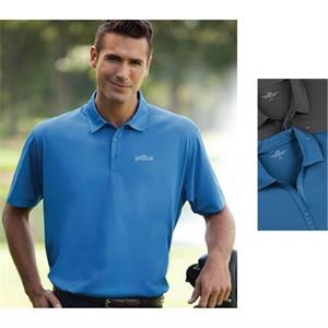 Vansport (tm) - 2 X L - 3 X L - Polo Made Of 100% Polyester With Tagless Label And Self-goods Collar