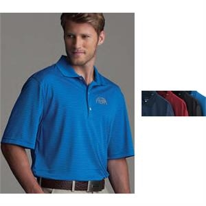Play Dry (r) Ml75 Greg Norman - S -  X L - Polo Shirt Features 100% Polyester And A Rib-knit Collar