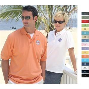 Enterprise - 4 X L-5 X L - Combed Cotton Pique Polo Shirt