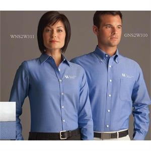 Greg Norman Collection - S -  X L - Women's Shirt Features 60% Cotton/40% Polyester