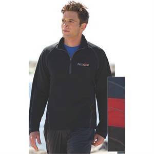 Vansport (tm) - S -  X L - Performance Pullover Made Of 100% Polyester, 6 3/4 Oz Twill Knit