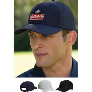 Greg Norman - Cap Features 100% Polyester, Constructed And Low Profile
