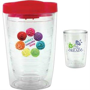 Orbit - 12 Oz Double Wall Insulated Acrylic Tumbler