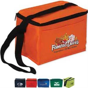 6 Pack Cooler Bag Made Of 70 Denier Nylon