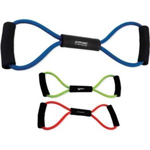 Exercise Resistance Bands With Foam Grips