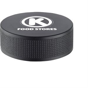 Hockey Puck Shaped Polyurethane
