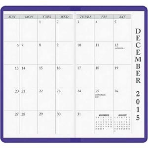 Monthly Planner With 14 Month Convenience (december Through January)
