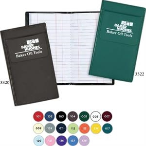 Jr. Pocket Pal - Flexible Tally Book - Large Flap