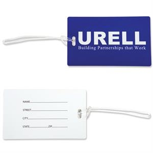 "5"" X 3"" - Econo Luggage Tag"