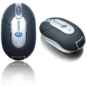 Optical - Wireless Mini Optical Mouse With Stowable Receiver