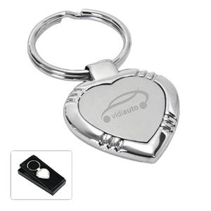Cupid - Heart Shaped Key Tag
