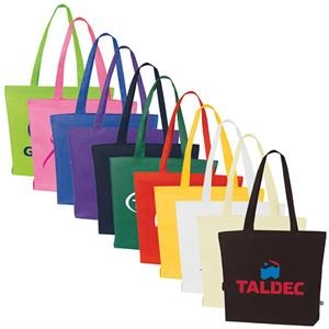 Isle - Open Tote Bag With Handles. Large Capacity. Recyclable