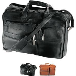 Vaqueta Expandable Multi-Function Briefcase