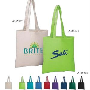 Economy - Colored Tote Bag Made Of Quality Cotton Sheeting