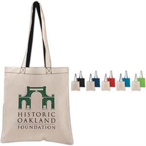 Value Economy - Value Economy Two Tone Tote Bag