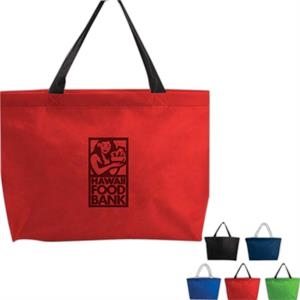 Poly Pro Mega - Silkscreen - Extra Large Capacity Tote Bag