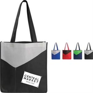 Poly Pro Apex - Tote Bag With Two Front Pockets