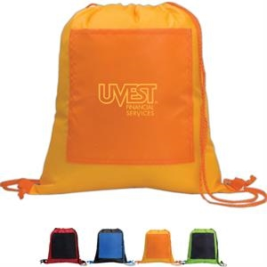 Insulated Sport Pack With Double Drawcord Closure