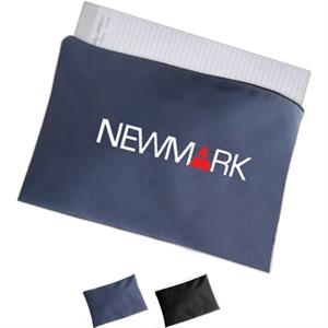 Silkscreen - Legal Sized Zippered Portfolio