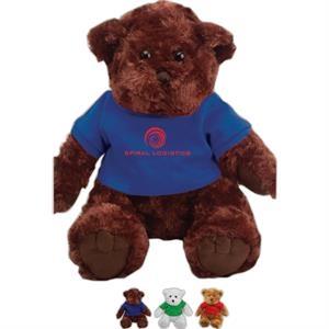 Chelsea (TM) Plush Traditional Teddy Bear