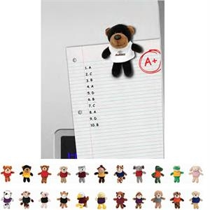 Wild Bunch Chelsea Teddy Bear (tm) - Magnet Toy, 4.5""
